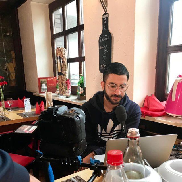 Heute wieder für @lorient_restaurant_whv unterwegs gewesen ! Imagefilm kommt 2019! . . . . . . #camera #filmmaker #filmmaking #video #imagefilm #videocontent #socialmedia #mediaagency #film #filmemacher #digitalagentur #hamburg #bremen #oldenburg #socialmediamarketing #kamera #kameramann #werbeagentur #germany